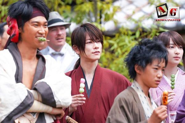 Rurouni Kenshin Finalj