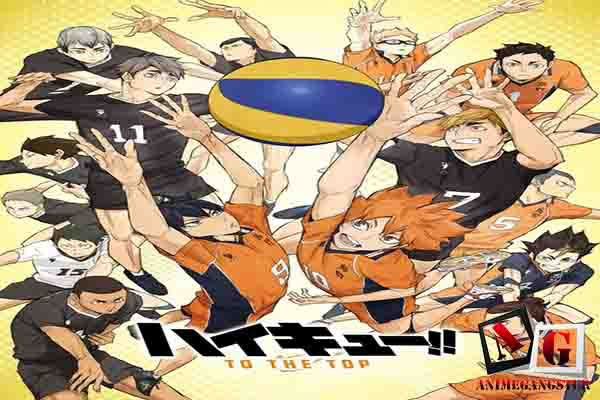 HAIKYU! TO THE TOP